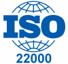 Label Iso 22000