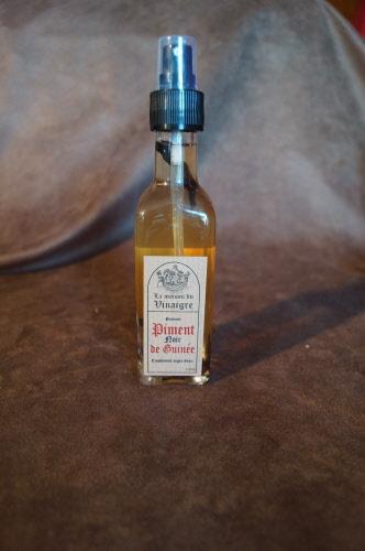 PIMENT NOIR DE GUINEE 100 ml