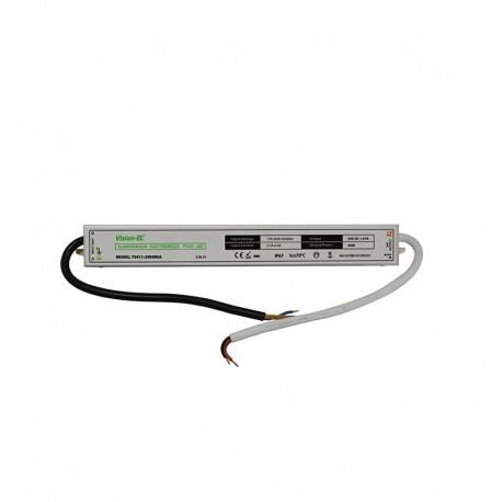 Transformateur alimentation 40w-24v-LED-24V DC-Étanche ip67