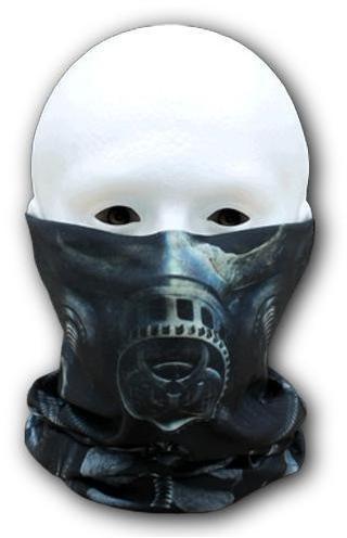 BIO-SKULL - Masque de visage multifonction