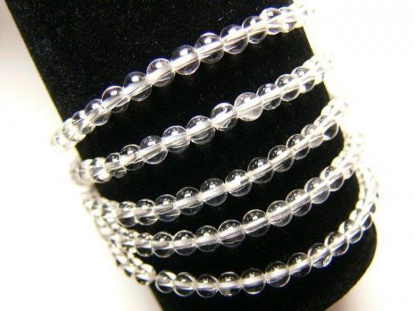 Bracelet fin cristal de roche