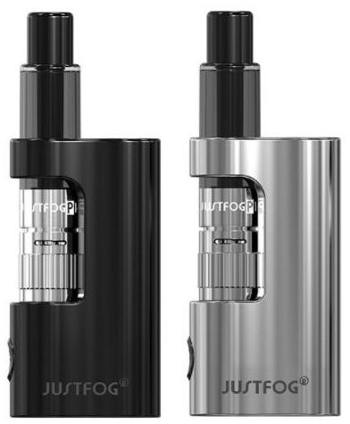 Kit P14A Justfog - Noir