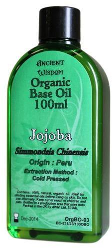 Jojoba - Huile de Base Neutre Bio 100ml