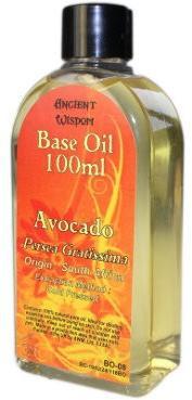 Avocat - Huile de base neutre 100 ml