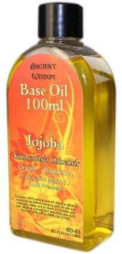 Jojoba - Huile de base neutre 100 ml