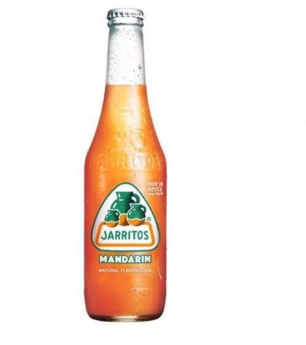 Jarritos Mandarine - Lot de 24