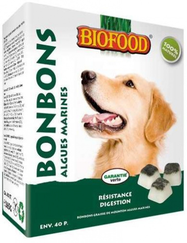 Bonbons Biofood Aux Algues Marines
