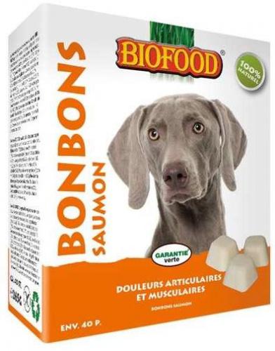 Bonbons Biofood Aux Saumon