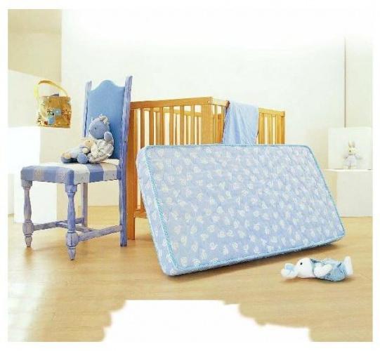 Matelas lit bébé babymouss - 60x120 - abc meubles