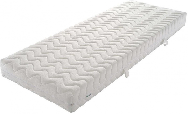 Matelas en latex naturel 1 place ultra confort - 17cm 90x200 - abc meubles