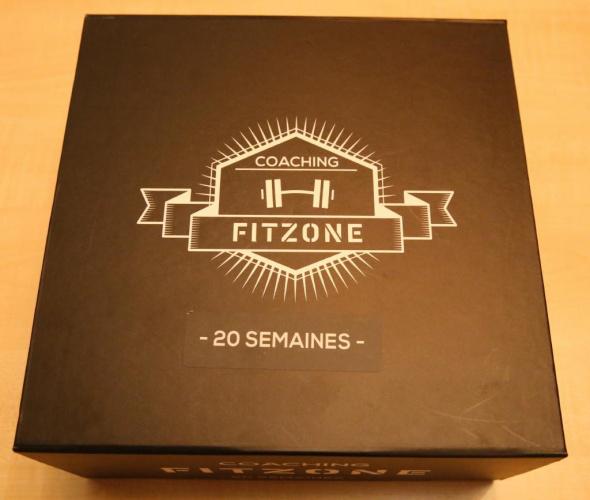 Coaching Box Coaching FITZONE Noire 20 Semaines