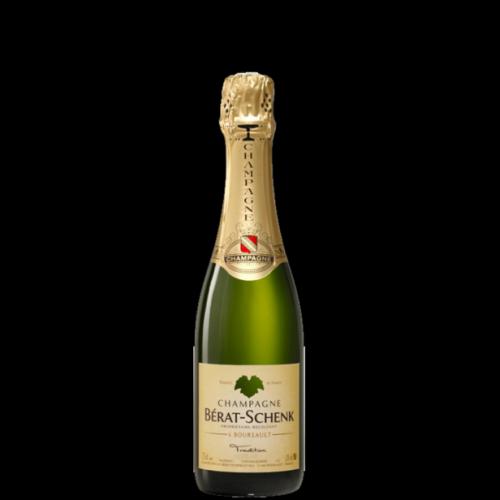 Champagne Bérat Schenk - Tradition (Demi-Bouteille)
