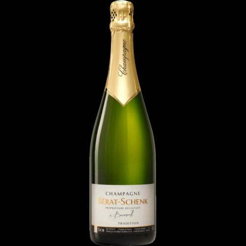 Champagne Bérat Schenk - Tradition Demi-Sec