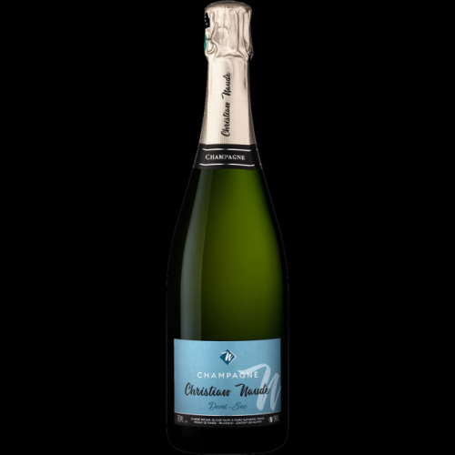 Champagne Christian Naudé - Tradition Demi-Sec