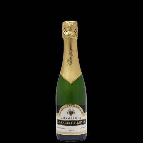 Champagne P Lancelot Royer - R.R (Demi Bouteille)