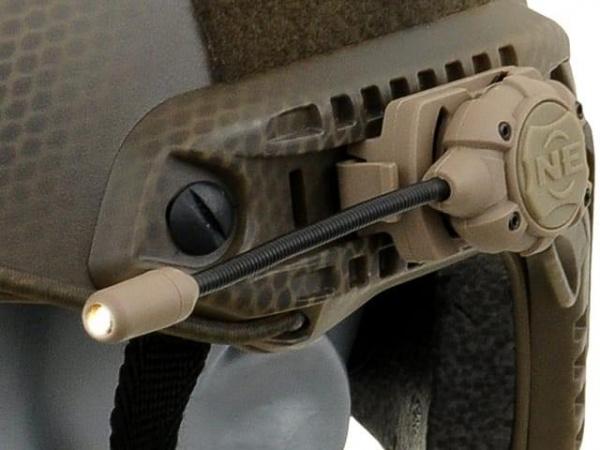 Lampe de casque ou Molle Night Evolution Mod3 Emerson Tan