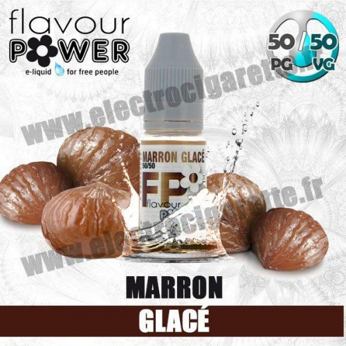 Marron Glacé - Premium - 50/50 - Flavour Power