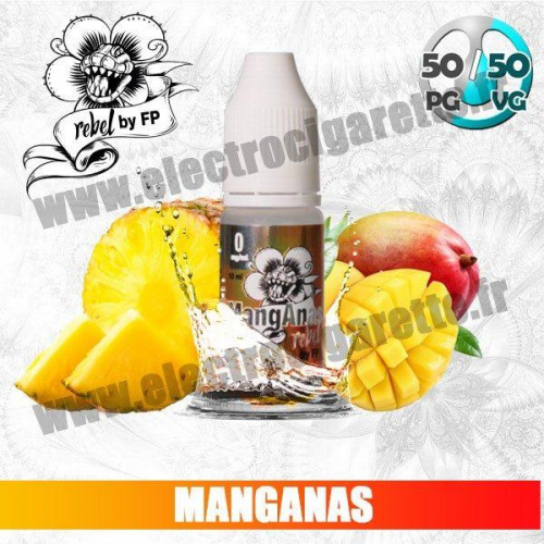 MangAnanas - Rebel - 50/50 - Flavour Power