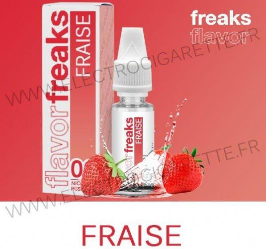 Fraise - Freaks - 10 ml