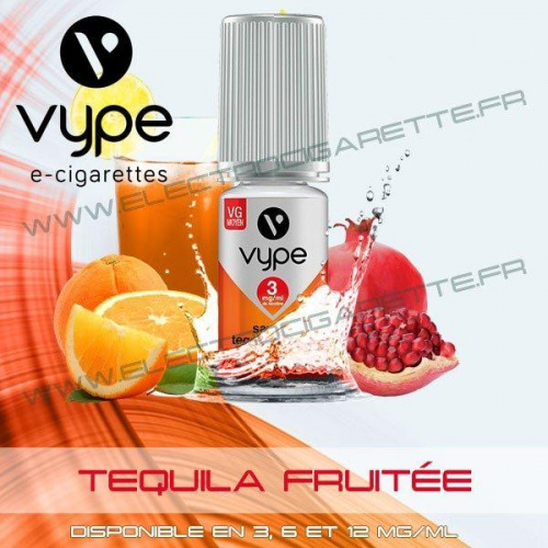 Tequila Fruitée - Signature - Vype - 10 ml