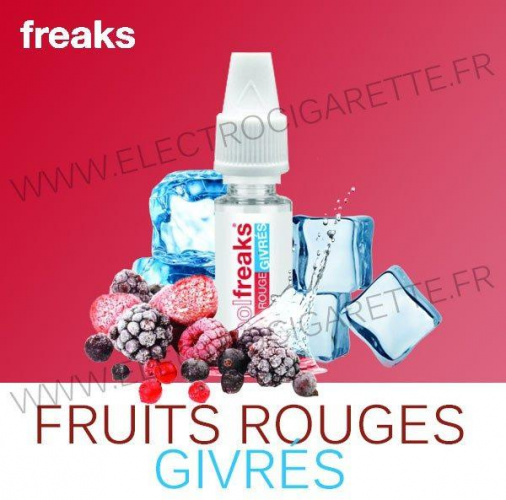 Fruits Rouges Givré - Freaks - 10 ml