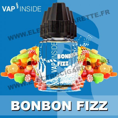 Pack de 5 x Bonbon Fizz - Vap Inside - 10 ml