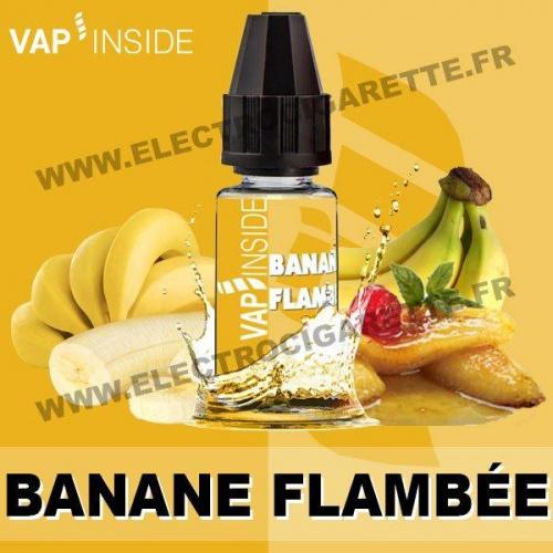 Banane Flambée - Vap Inside - 10 ml