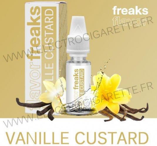 Vanille Custard - Freaks - 10 ml