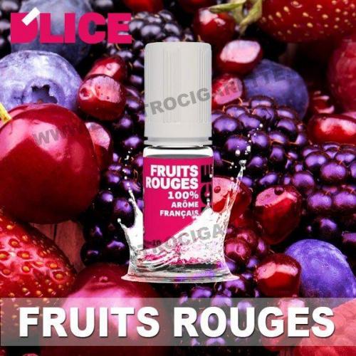 Fruits rouges - D'Lice - 10 ml