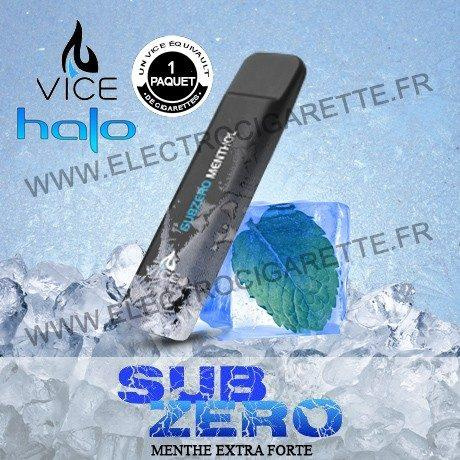 Halo Subzero - Cigarette jetable Vice