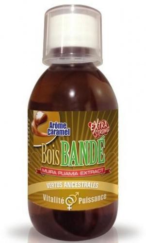 Bois Bandé Extra Strong Arome Caramel - 200 ml