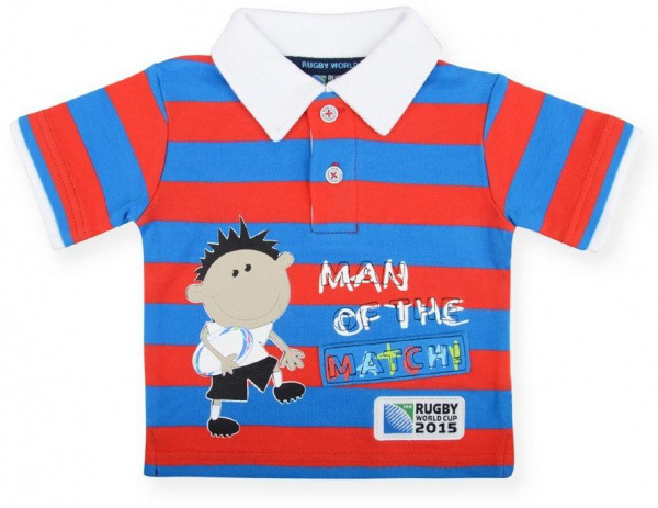 Polo Bébé Man of the Match RWC2015 / Canterbury