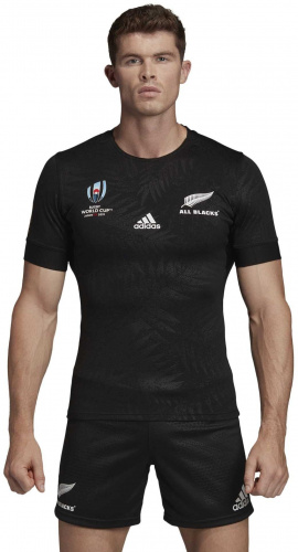 Maillot Rugby All-Blacks Performance RWC 2019 / Adidas