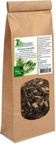 Tisane Artemisia annua artemisinine armoise
