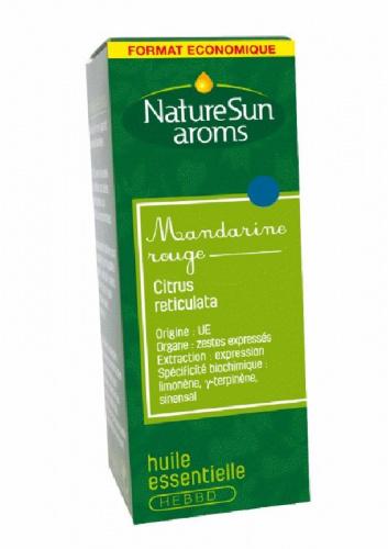 MANDARINE ROUGE - Citrus reticulata  - 30 ml -
