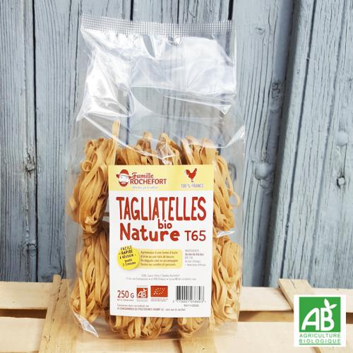 Tagliatelles 100% blé dur (250g)