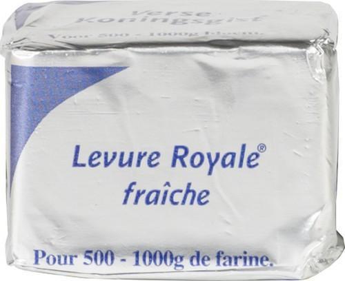 LEVURE fraîche royale emballage de 42gr