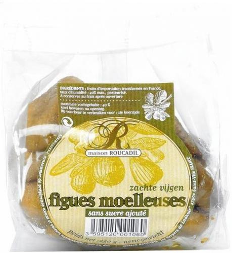 Roucadil figues moelleuses 250 gr