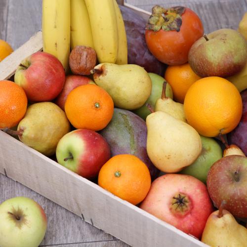 Grand mélange de fruits