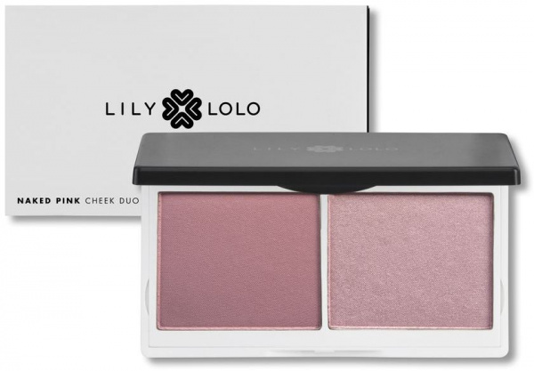 Kit de blush Cheek duo Lily Lolo - ROSE