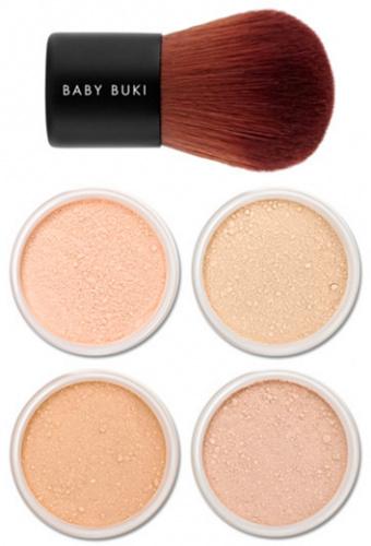 Coffret découverte maquillage minéral Lily Lolo - LIGHT MEDIUM