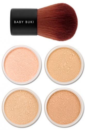 Coffret découverte maquillage minéral Lily Lolo - MEDIUM