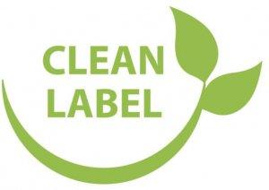 Clean label