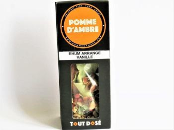 Epices Tout Dosé mélange d'épices pour rhum arrangé à la vanille