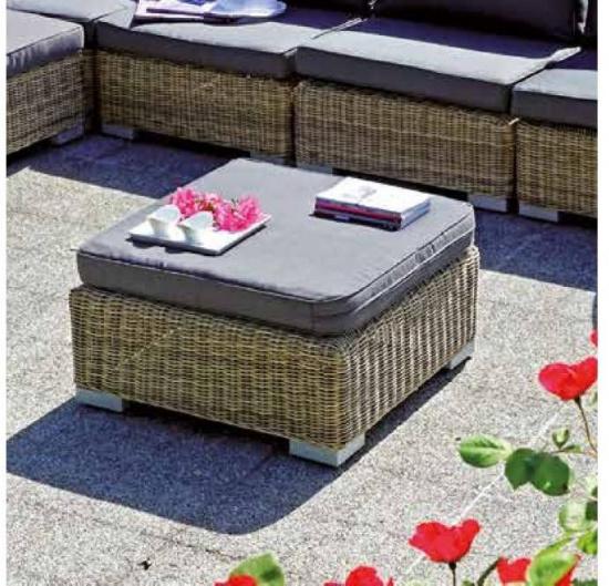 Table basse pour salon de jardin Antigua
