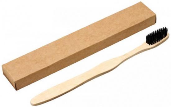 Brosse à dent en Bambou et en Nylon