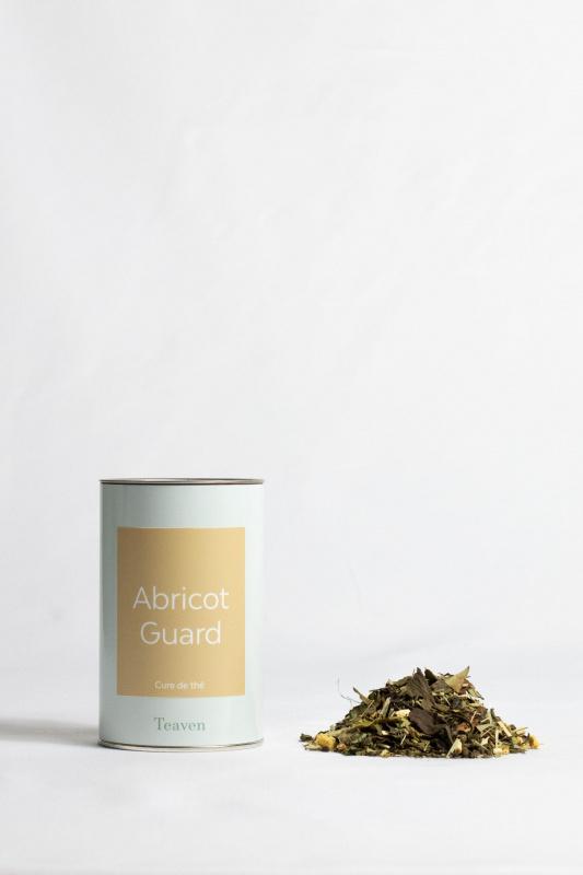 Abricot Guard - Cure de thé