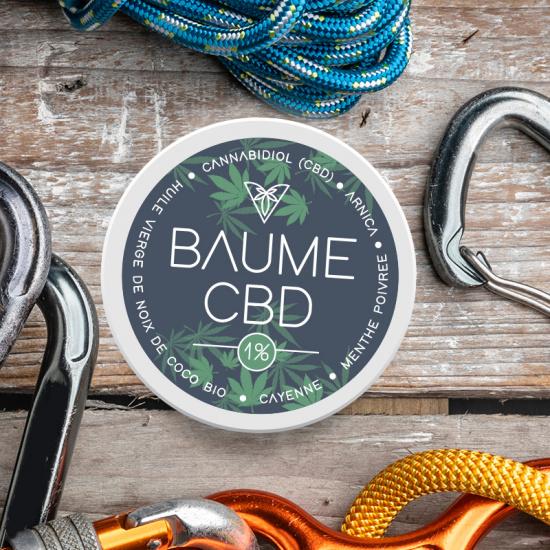 Baume CBD (1 %)