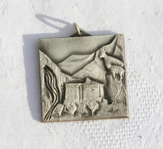 médaille PRO LOGO STENICO  CRAMERO