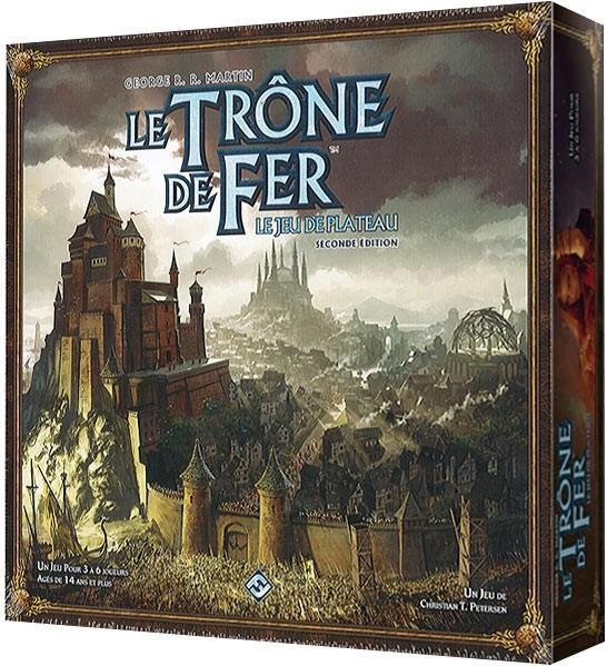 Le Trône de Fer - Le jeu de plateau (2ème édition)